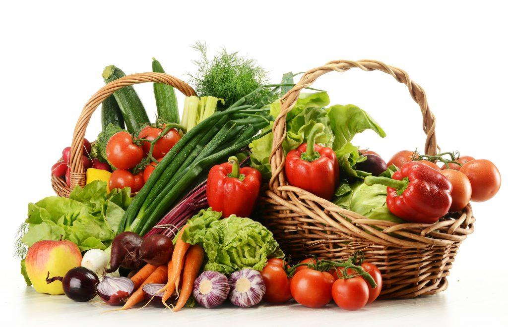 agricole urbaine-les aliments bio et sain