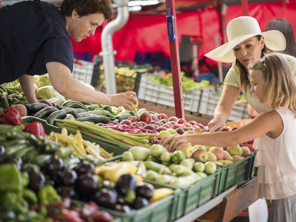 légumes bio, haute qualité et bonne pour la santé
